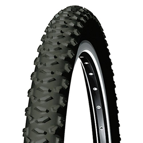 Michelin 131404 Cubierta, Country Cross, Negro,...