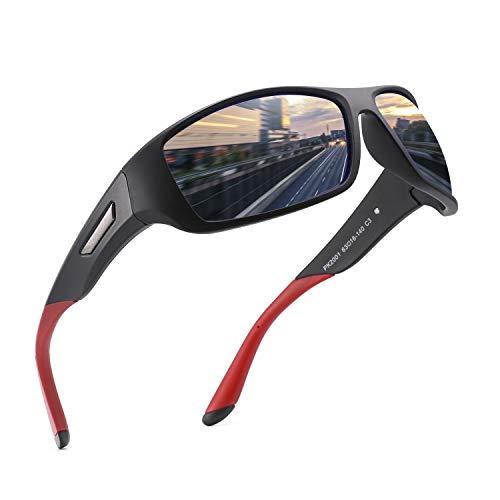 PUKCLAR Gafas de Sol Hombre Polarizadas,...