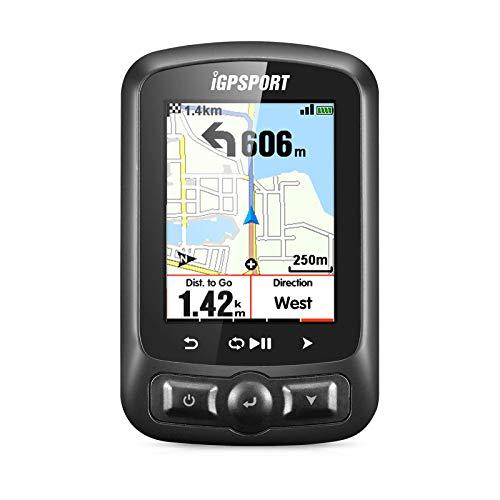 iGPSPORT Ciclocomputador GPS iGS620 inalámbrico...