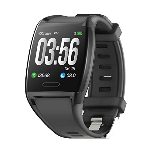 HalfSun Impermeable IP67 Smartwatch, HD Color...
