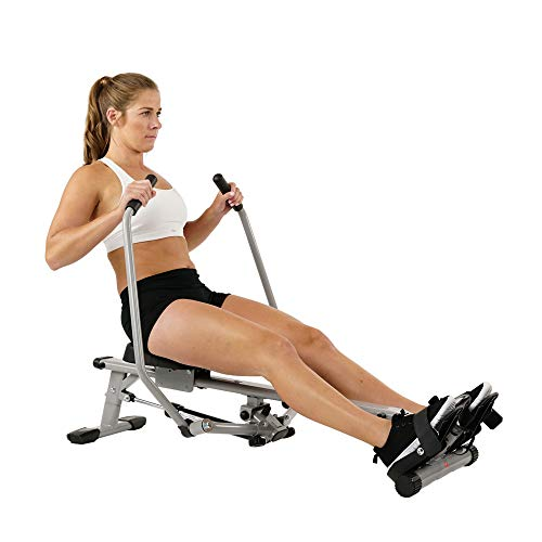 Sunny Health & Fitness SF-RW5639 - Máquina de...