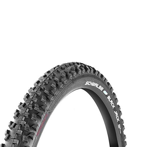 Schwalbe Black Jack 26X1.90 Wired Tyre 605g...