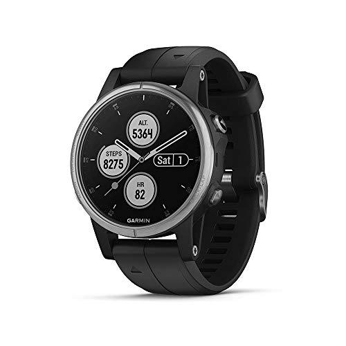 Garmin Fenix 5S Plus - Reloj GPS multideporte,...