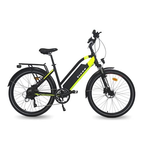 URBANBIKER Bicicleta eléctrica Viena, batería de...