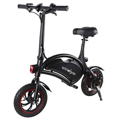 Windway Bicicleta Electrica Plegable Urbana E-Bike...