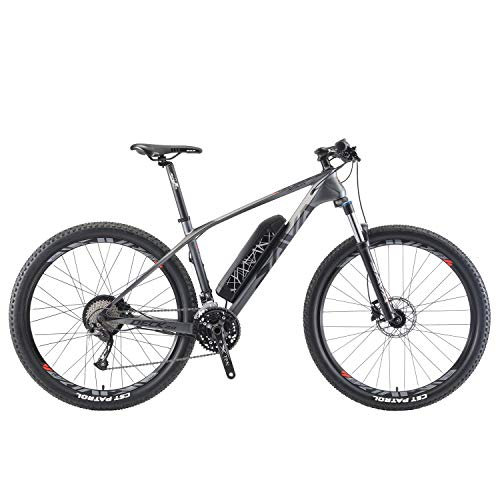 SAVADECK e-Bike, Bicicleta eléctrica Knight 3.0...