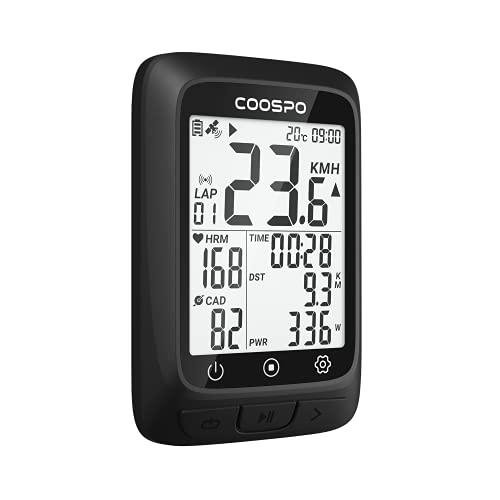 COOSPO BC107 Ciclocomputador GPS Bluetooth 5.0 Ant...