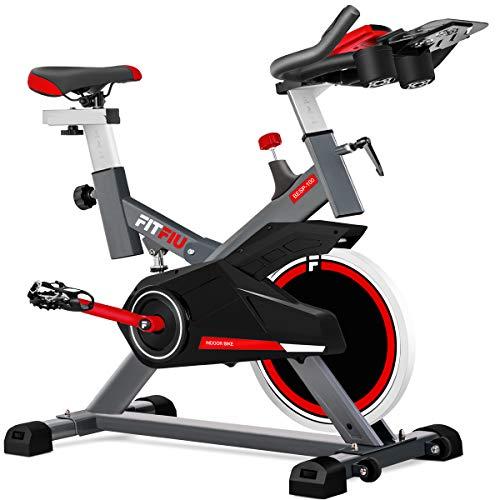 Fitfiu Fitness BESP-100 - Bicicleta indoor con...