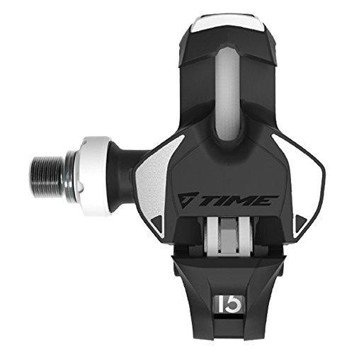 TIME Xpro 15 Pedal, Unisex Adulto, Negro/Blanco,...