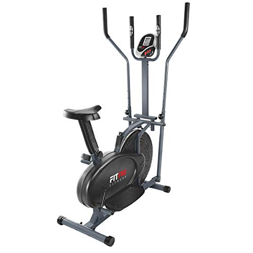 FITFIU Fitness BELI-120 - Bicicleta Elíptica con...
