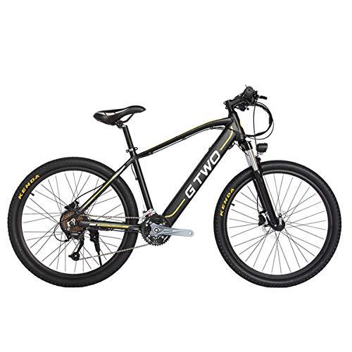 GTWO G2 Bicicleta eléctrica de 27.5 Pulgadas 350W...