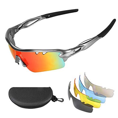 Flintronic Gafas de Sol Polarizadas, Gafas de...