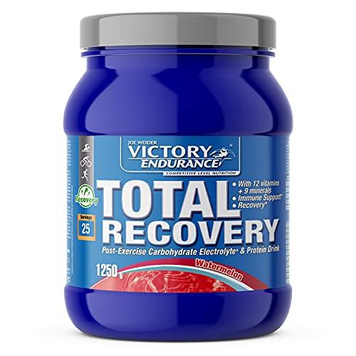 VICTORY ENDURANCE Total Recovery, Maximiza la...