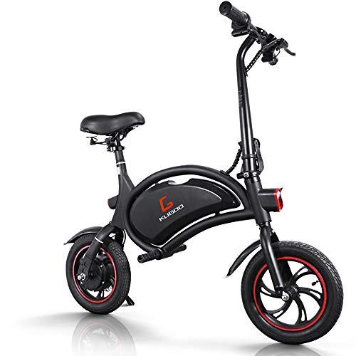 urbetter Bicicleta Eléctrica Plegable, 25 Km/h,...
