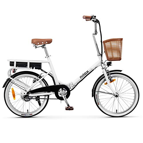 Nilox 30NXEB140V003V2 - Bicicleta eléctrica E...