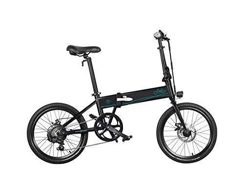 FIIDO D4S - Bicicleta eléctrica plegable (20...
