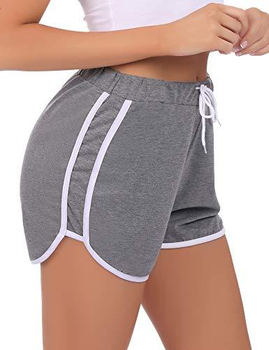 iClosam Pantalones Cortos Mujer Deporte CóModo...