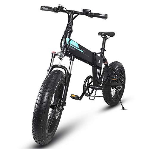 Bicicleta de Montaña Eléctrica para...