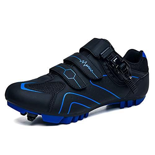 Zapatillas de Ciclismo MTB para Hombres Mujer...
