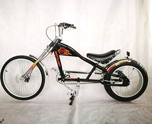 Rosetta Sport LA, Bicicleta baja tipo chopper,...