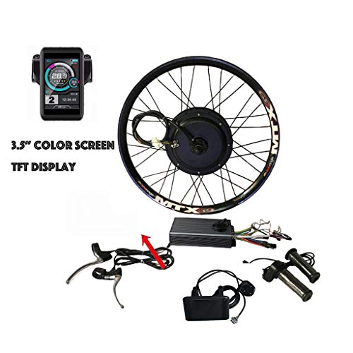 theebikemotor 72V5000W Electric Bike MTB Bicicleta...
