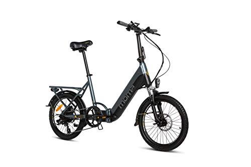 Moma Bikes Bicicleta Electrica Plegabe Ebike...