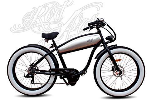 Rodars Bicicleta Eléctrica Pedelec Cruiser Outlaw...