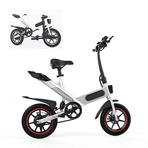 Fafrees Bicicleta Eléctrica Plegable con Pedales,...
