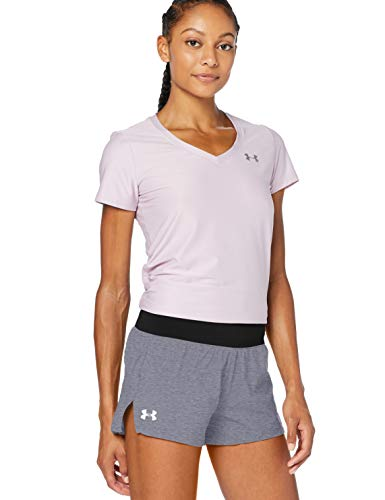 Under Armour Launch Sw 5'' Short Corto, Mujer,...