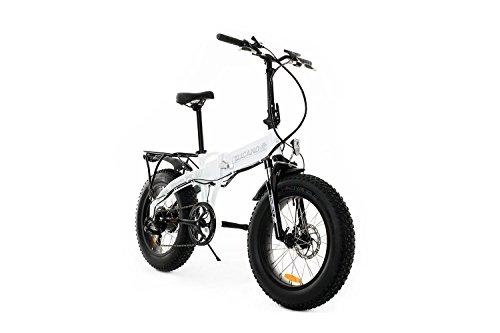 Tucano Bikes Monster HB Bicicleta Eléctrica...