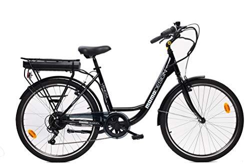 MOMO Design Venezia Bicicleta eléctrica con...