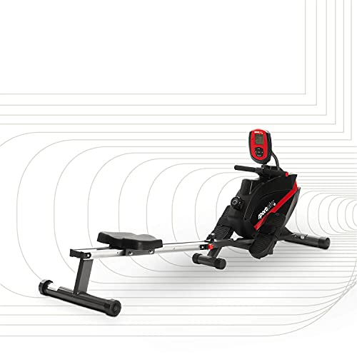 SportPlus SP-MR-008 - Máquina de Remo Fitness,...