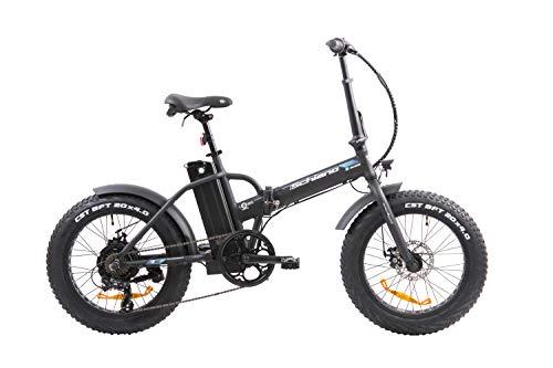 F.lli Schiano e- Boss Bicicleta, Unisex-Adult,...