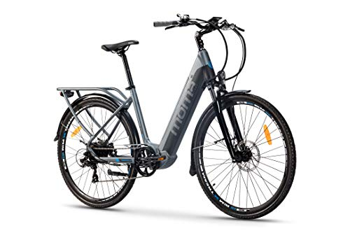 Moma Bikes Bicicleta Eléctrica Urbana EBIKE-28...