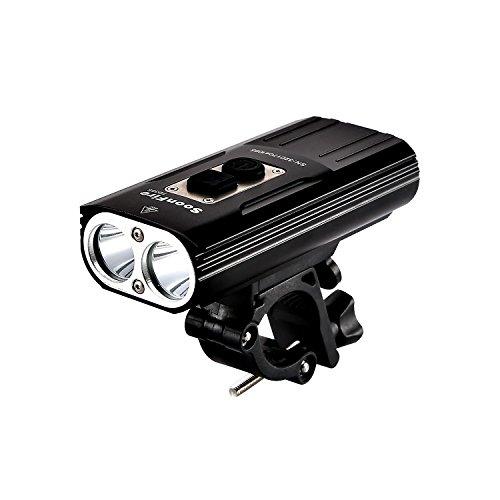 Soon Fire fd38s LED para bicicleta, luz muy clara...