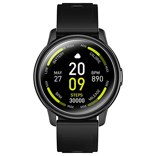 Smartwatch Hombre, Reloj Inteligente con Monitor...