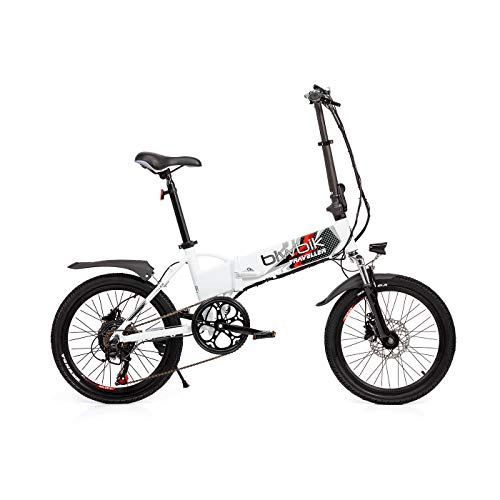 Bicicleta ELECTRICA Plegable Mod. Traveller HD*