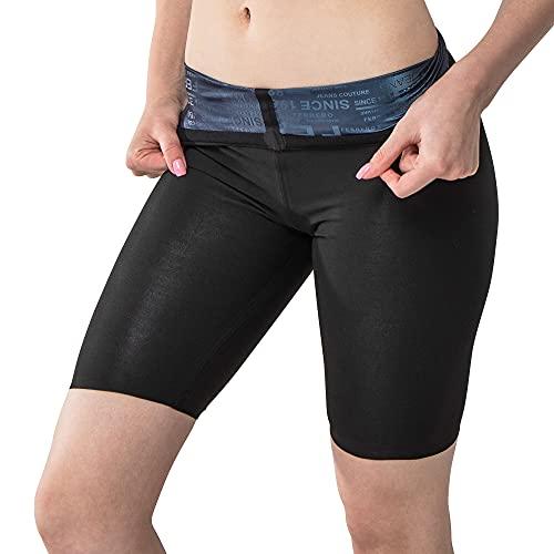 SOGNO D'ORO Pantalones Sauna Mujer Corto...