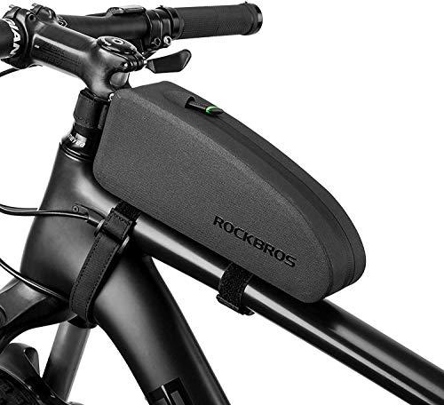 ROCKBROS Bolsa Cuadro Bicicleta Impermeable...