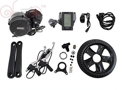 Bafang - Kit de conversión de motor central...