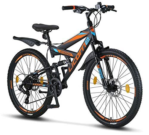 Licorne Bike Strong D - Bicicleta de montaña de...