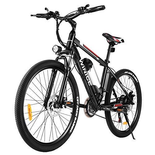 VIVI Bicicleta Eléctrica, 26' Bicicleta...