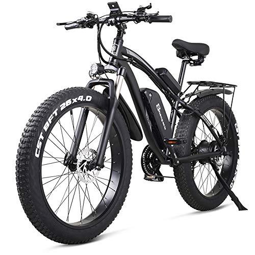 MX02S 26 Pulgadas Bicicleta eléctrica 1000W...