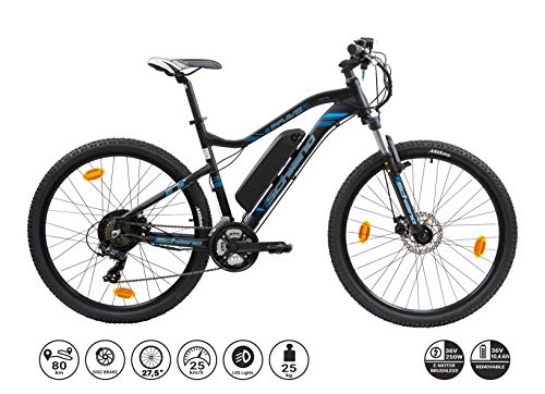 F.lli Schiano Braver Bicicleta eléctrica, Adultos...