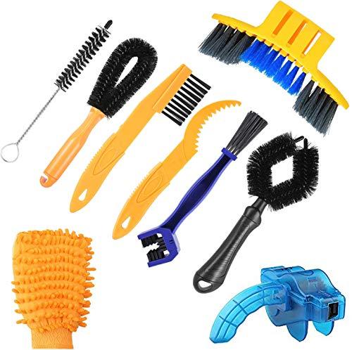 GreeSuit Juego de 9 cepillos de limpieza para...