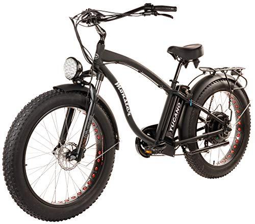 Tucano Bikes Monster 26. Bicicleta eléctrica 26'...