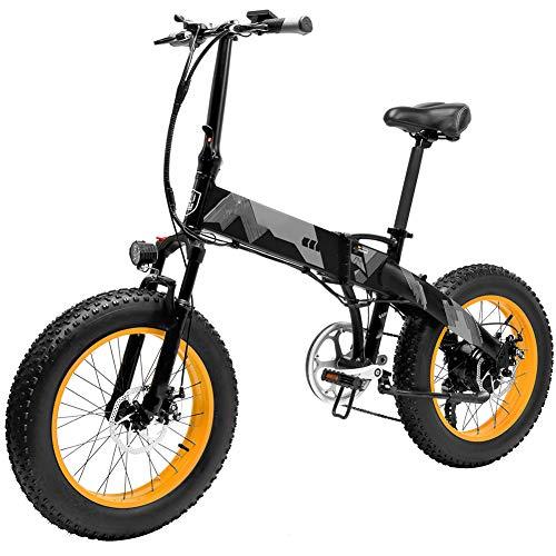 Lanceasy Bicicletas Electricas Plegables,...