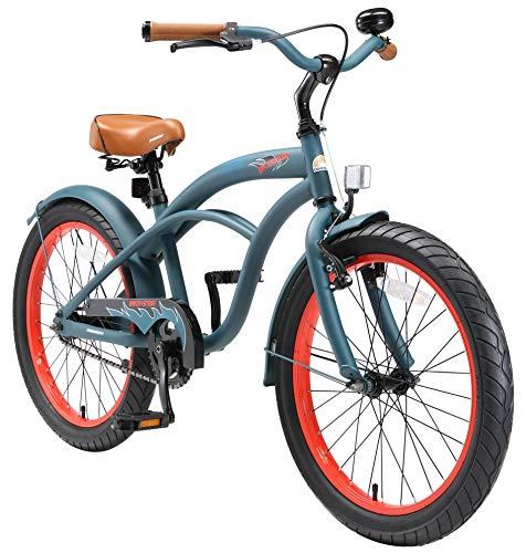 BIKESTAR Bicicleta Infantil para niños y niñas a...*