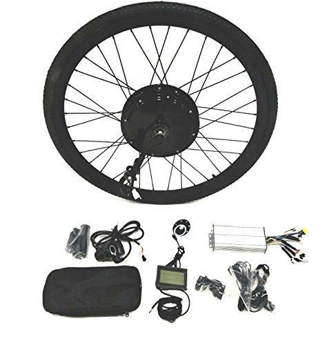 Kit de conversión para bicicleta eléctrica,...*