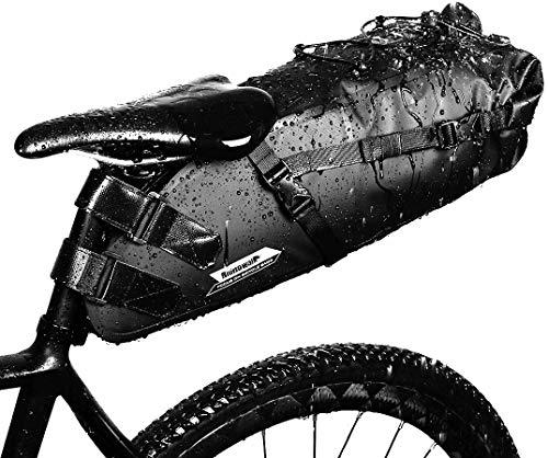 GARDOM Bolsa de Sillín Bici 1.5L /10L - Bolsa...